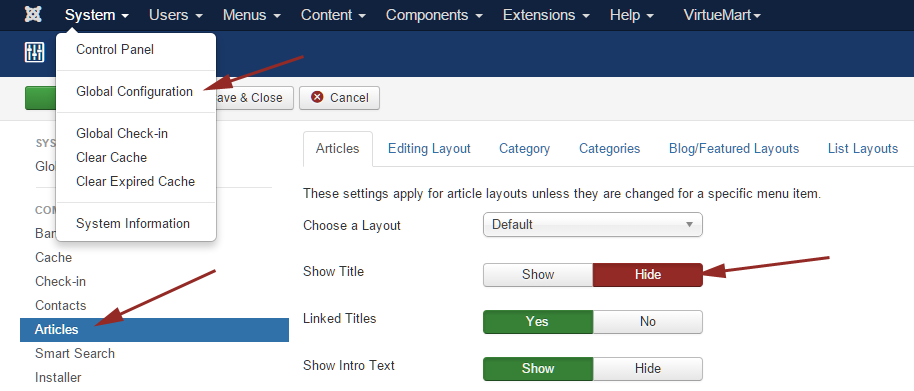 joomla-article-title-hide